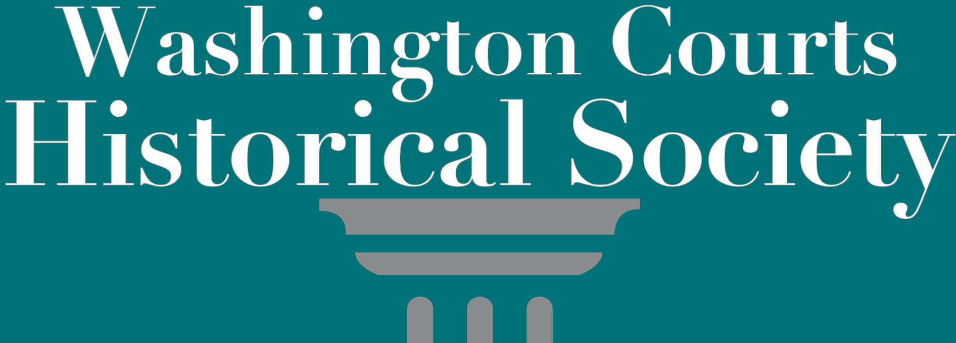Washington Courts Historical Society